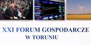XXI Forum Gospodarcze odbędzie się 3-4 marca 2014 r.