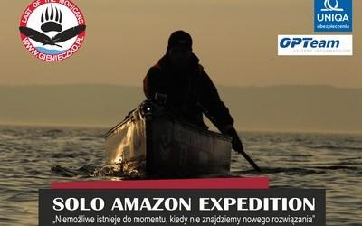 Koniec walki z Rio Napo. Gienieczko dotarł do Amazonki