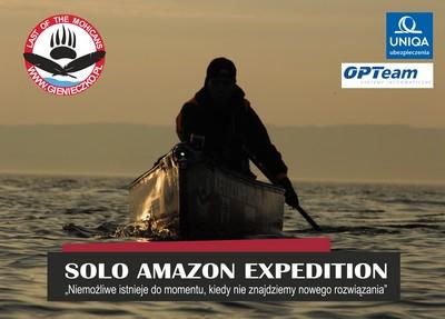 Solo Amazon na targach Wiatr i Woda w Gdyni