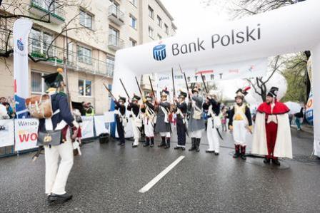 Biegaliśmy i pomagaliśmy w 2015 roku razem z PKO Bankiem Polskim