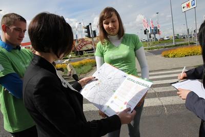 Poznań gra ekologicznie