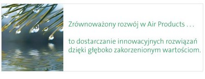 Air Products na liście 100 Best Corporate Citizens magazynu CR Magazine
