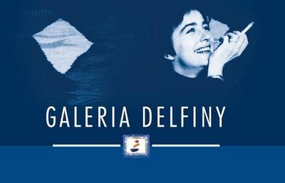 Język geometrii w Galerii Delfiny