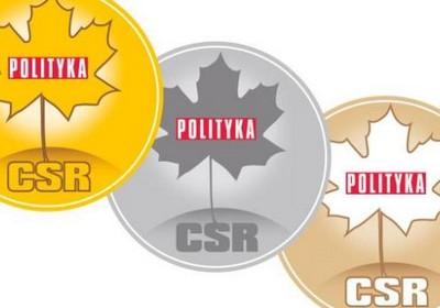 Złote, Srebrne i Białe Listki CSR POLITYKI 2017