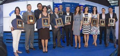 Wręczono nagrody: EKO PARTNER CHEP 2013