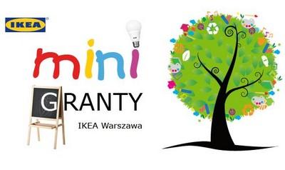 Minigranty IKEA Warszawa rozstrzygnięte