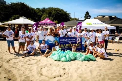Posprzątali polskie plaże