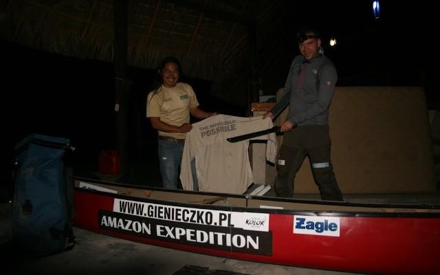 Solo Amazon Expedition – zmagania nie tylko z potęgą natury