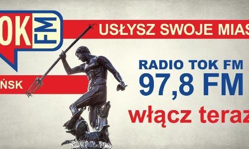 Usłysz swoje miasto w TOK FM