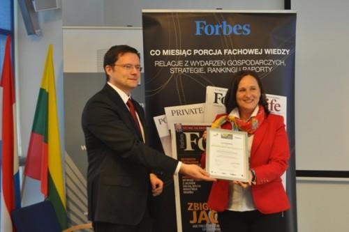Biedronka po raz kolejny wyróżniona  w konkursie Liderzy Zrównoważonego Rozwoju