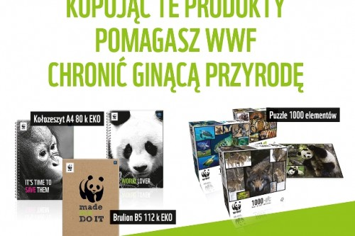 Sieć Biedronka razem z WWF Polska ratuje zagrożone gatunki zwierząt