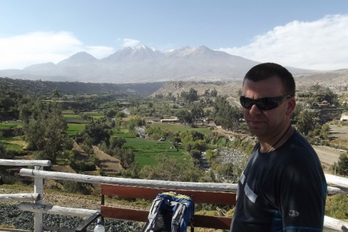 W stronę źródeł Amazonki i na szczyt Nevado Mismi