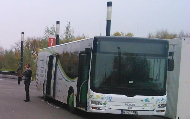 Ruszył Autobus Energetyczny!