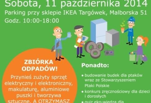 Wielka Zbiórka Odpadów na Targówku i w Jankach