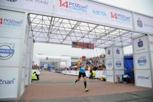 PKO Bank Polski sponsorem generalnym 15. Poznań Maratonu