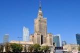 Warszawa w cieniu Europy