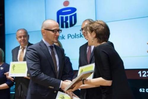 PKO Bank Polski Liderem Filantropii