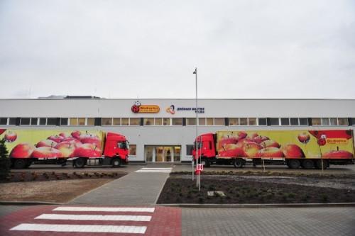 Sieć Biedronka otwiera w Sosnowcu kolejne centrum dystrybucyjne