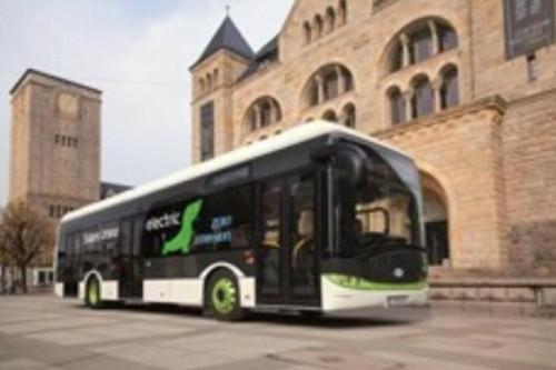 Warszawa bardziej eko – zakupiono autobusy elektryczne