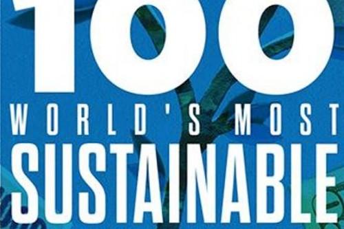 Schneider Electric w rankingu stu najbardziej zrównoważonych korporacji świata