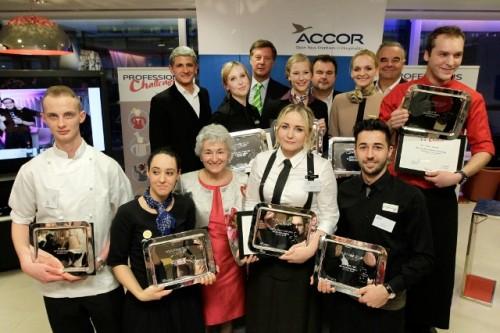 Międzynarodowy finał Accor Professions Challenge 2014