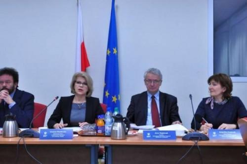 Trzecie posiedzenie Zespołu ds. Społecznej Odpowiedzialności Przedsiębiorstw
