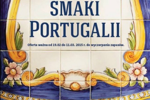 Biedronka poleca portugalskie smaki
