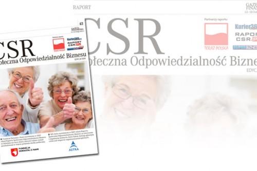 Przyznano wyróżnienia Raportu CSR