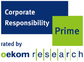 Ricoh doceniony przez  oekom research AG