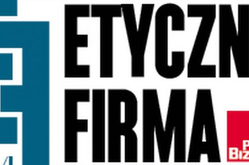 Etyczna firma 2014
