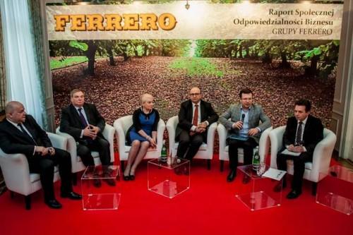 5 Raport Społecznej Odpowiedzialności Biznesu Grupy Ferrero