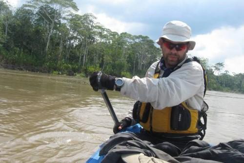 Problemy wyprawy Marcina  Gienieczko Energa Solo Amazon   Expedition