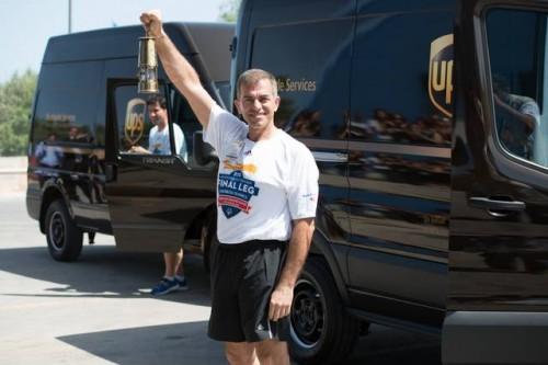 UPS oficjalnym dostawcą tegorocznych Światowych Igrzysk Olimpiad Specjalnych
