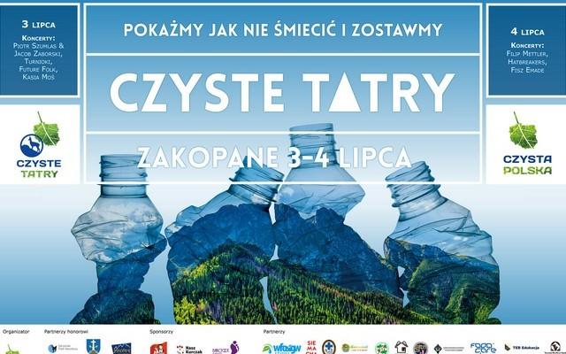 Inauguracja IV edycji Akcji Czyste Tatry