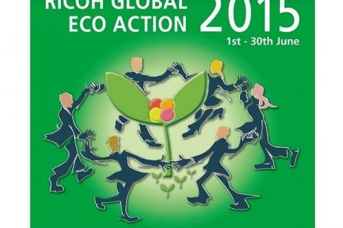 10 lat ekologicznej akcji Ricoh