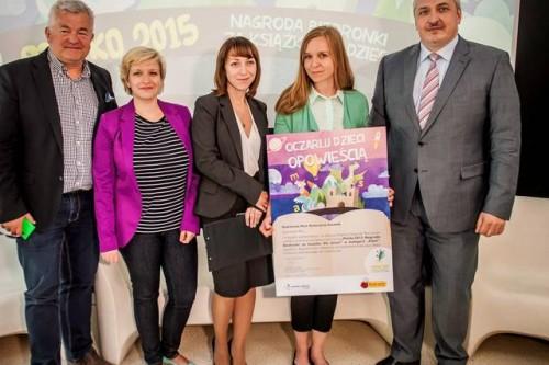 Znamy laureatkę pierwszego etapu konkursu Piórko 2015