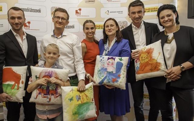 Biedronka, Fundacja DKMS Polska oraz projektanci Paprocki&Brzozowski ponownie na rzecz dawstwa szpiku