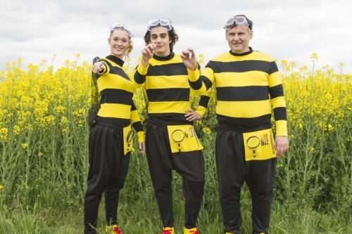 Kujawscy Zapylacze – nietypowa edukacja o pszczołowatych
