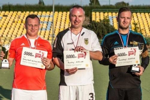 Piłkarze Tyskie Cup zagrali dla potrzebujących