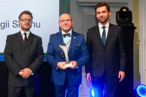IFPS nagrodzony złotym laurem