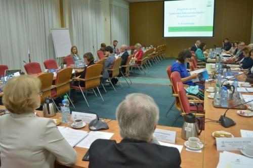 Spotkanie Zespołu ds. Społecznej Odpowiedzialności Przedsiębiorstw