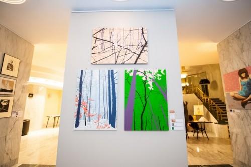 OKNOPLAST mecenasem wystawy OKNO na sztukę