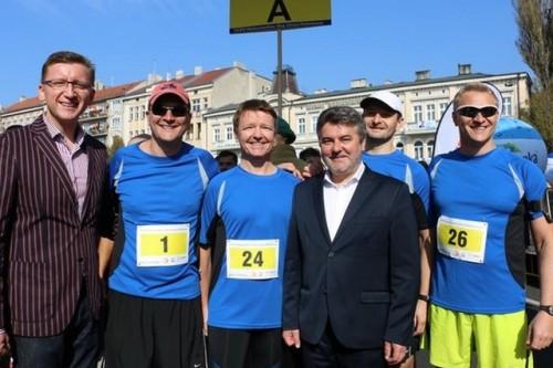 Biegaj z Nestlé w Kaliszu
