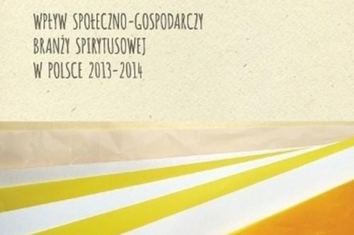 Nowy raport społeczno – gospodarczy branży spirytusowej