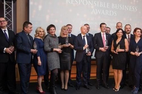 Prezes PKO Banku Polskiego Outstanding CEO Philanthropist