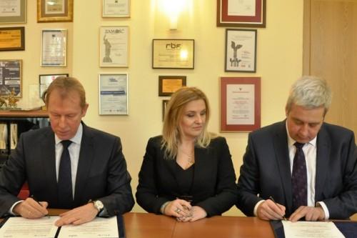 Siarkopol S.A. i PKP Linia Hutnicza Szerokotorowa podpisały porozumienie