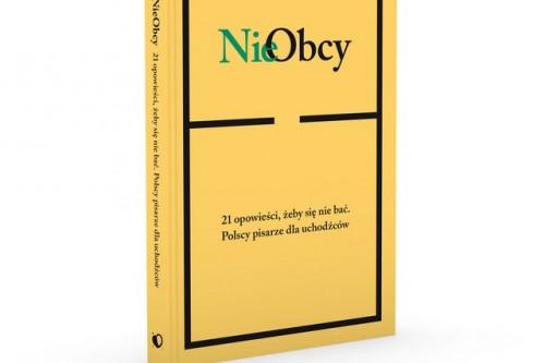 """Premiera książki """"Nieobcy. 21 opowieści, żeby się nie bać"""""""