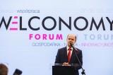 O szansach dla polskiej gospodarki na Welconomy Forum in Toruń