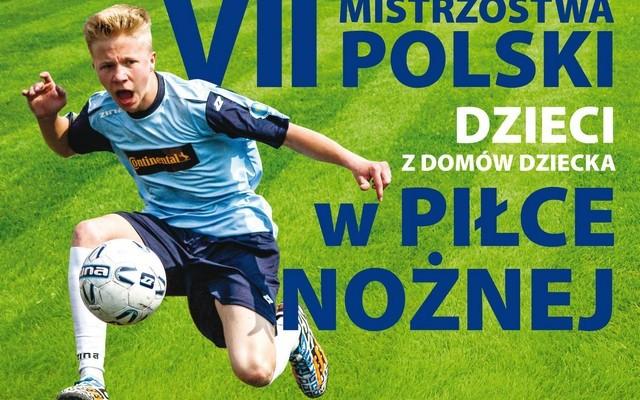 Biedronka wspiera Mistrzostwa Polski Dzieci z Domów Dziecka w Piłce Nożnej