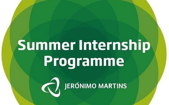 Płatne praktyki letnie w Jeronimo Martins w całej Polsce